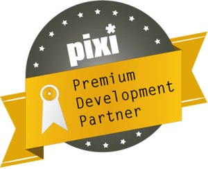pixi* Premium Development Partner